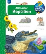 Mennen, Patricia Alles �ber Reptilien