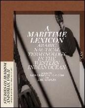 Abdulrahman Al Salimi,   Eric Staples A Maritime Lexicon