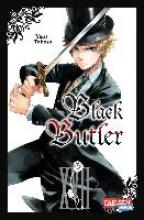 Toboso, Yana Black Butler 17