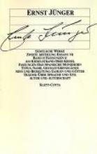 Jünger, Ernst Essays VII. Fassungen II
