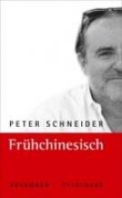 Schneider, Peter Frühchinesisch