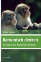 Sommer, Volker Darwinisch denken