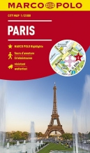 , MARCO POLO Cityplan Paris 1:12 000