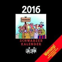 Stein, Uli Schwarzer Kalender 2016
