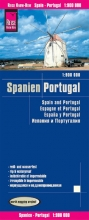 , Reise Know-How Landkarte Spanien, Portugal 1:900.000