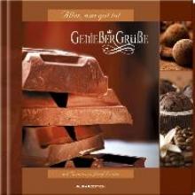 Geschenkbuch - Genießer-Grüße: Schokolade