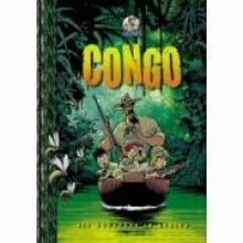 Die Abrafaxe in Afrika. Congo
