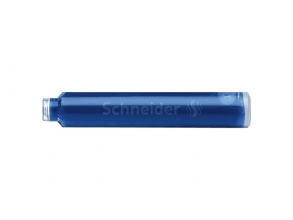 , Inktpatroon Schneider din blauw