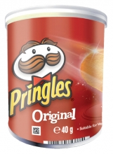 , Chips pringles original 40gr