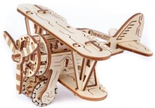 , Vliegtuig 3D puzzel