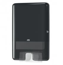, Dispenser Tork H2 552008 Xpress handdoekdispenser zwart