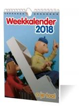 WEEKKALENDER 2018 BUURMAN & BUURMAN / 1X10,99