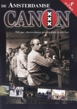 DE AMSTERDAMSE CANON -5 DVD