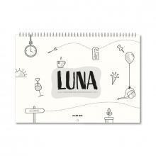 , Luna Familieplanner 2021