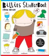 Billie`s stickerboek