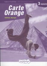 Marjo  Knop Carte orange 3 Havo Edition navigo Cahier d`activites