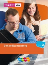 J.P.M. van den Brand, A.C.  Verhoef, S.M.T.  Vogel Traject V&V Gehandicaptenzorg, spec.niveau 3