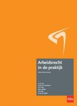 D.J.B. de Wolff D.M. van Genderen  P.S. Fluit  M.E. Stefels  J.P. Volk, Arbeidsrecht in de praktijk.