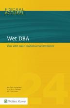 P.W.H.  Hoogstraten, E.J.A.  Franssen, E. van Lienen Wet DBA  2016