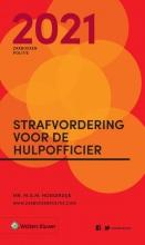 , Zakboek Strafvordering voor de Hulpofficier 2021