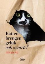 Veronique Puts , Katten brengen geluk - ook zwarte!