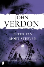 John  Verdon Peter Pan moet sterven