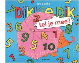 Jet  Boeke Dikkie Dik tel je mee? + telspelletje
