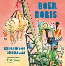 Ted van Lieshout , Boer Boris, een paard voor Sinterklaas