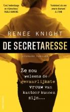 Renée Knight , De secretaresse