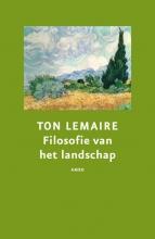 Ton  Lemaire Filosofie van het landschap