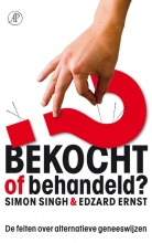 Simon  Singh, Edzard  Ernst Bekocht of behandeld?