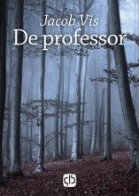 Jacob  Vis De professor - grote letter uitgave