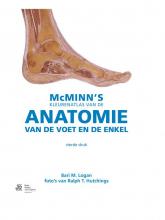 A.H.N. Robinson Bari M. Logan  Anand M. Sardesai  Sachin Daivajna, McMinn`s Kleurenatlas van de anatomie van de voet en van de enkel