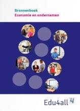 Marijke  Hoftijzer Bronnenboek Economie en Ondernemen