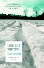 Lieneke  Dijkzeul Wat overblijft (POD)