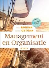 Öztürk Burcu Fred Rorink, Management en organisatie