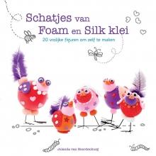 J. van Noordenburg Schatjes van Foam en Silk klei