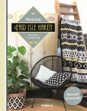 Natasja  Vreeswijk Workshop fair isle haken