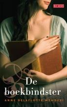 Delaflotte Mehdevi, Anne De boekbindster