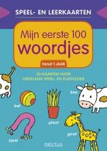 ZNU Speel- en leerkaarten - Mijn eerste 100 woordjes (vanaf 1 jaar)