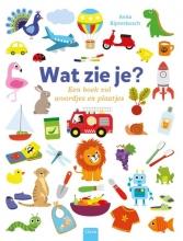 Anita Bijsterbosch , Wat zie je?