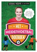 Vivianne  Miedema, Joke  Reijnders Het meidenvoetbal-doeboek