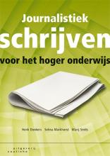 Marij Smits Henk Donkers  Selma Markhorst, Journalistiek schrijven voor het hoger onderwijs