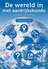 Marian Blankman Anouk Adang, De wereld in met aardrijkskunde