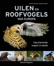Roland Knauer Kerstin Viering, Uilen en roofvogels van Europa