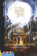 , Beauty and the Beast Gevangen in een boek