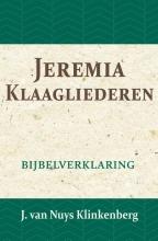 J. van Nuys Klinkenberg , Jeremia & Klaagliederen