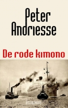 Peter  Andriesse De rode kimono