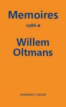 Willem Oltmans , Memoires 1988-B