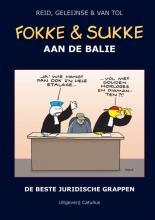 John Stuart  Reid, Bastiaan  Geleijnse,  van Tol Fokke & Sukke aan de balie